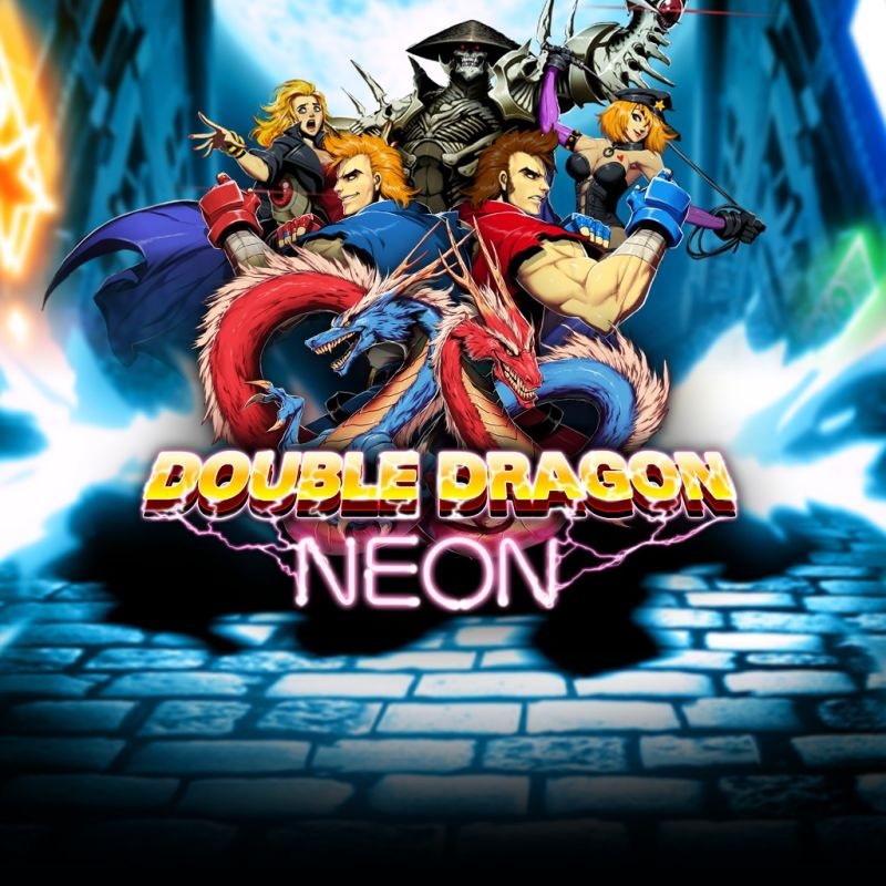 Double Dragon: Neon (Steam, Gift, RU/CIS)