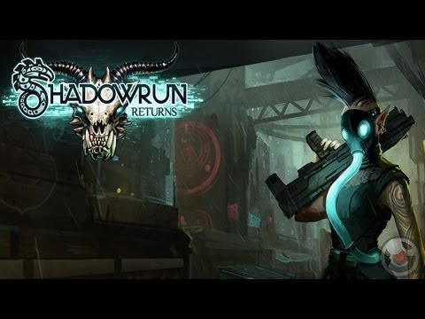 Shadowrun Returns Deluxe (Steam, Gift, RU/CIS)
