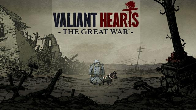 Valiant Hearts: The Great War (Steam, Gift, RU/CIS)