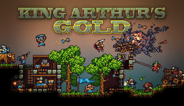 King Arthur´s Gold (Steam, HB-link, ROW)