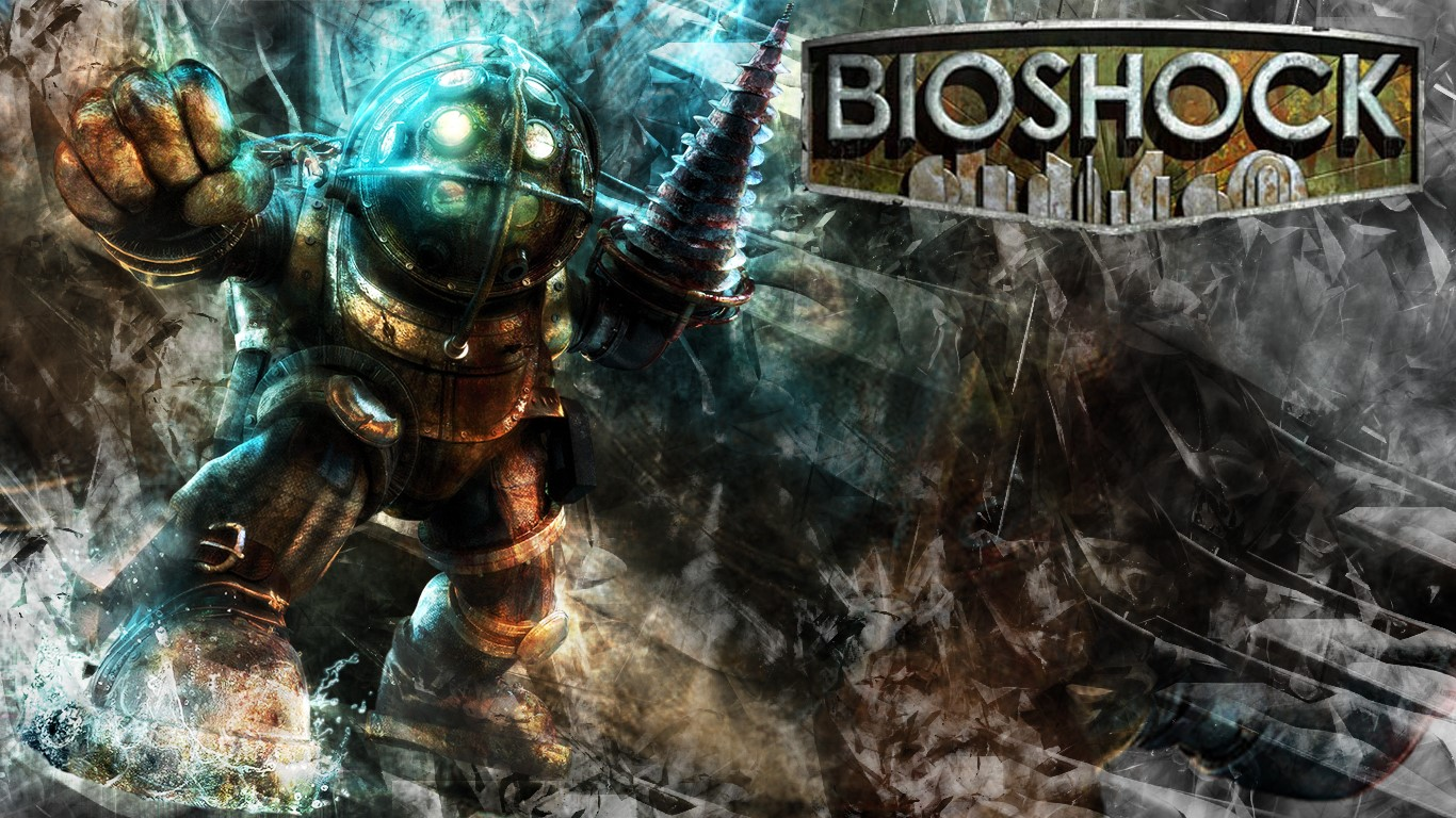 BioShock 1 (Steam, HB-link, ROW)