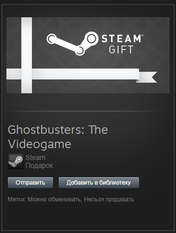Ghostbusters: The Videogame (Steam, Gift, ROW)