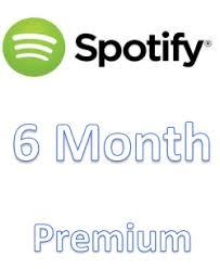 Spotify Premium(Family) 6M USA immediately delivery