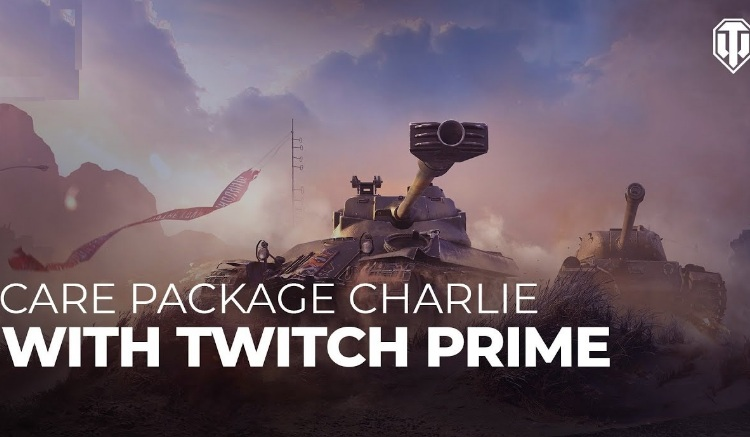 Twitch Prime  World of Tanks Delta