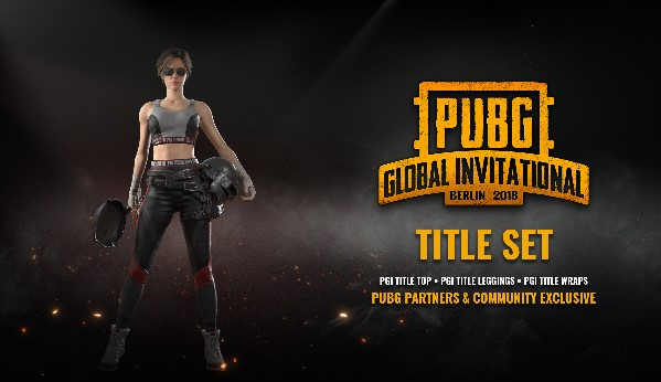 Pubg Wallpapers 25: Buy PGI TITLE SET PUBG [Region Free] PROMO And Download