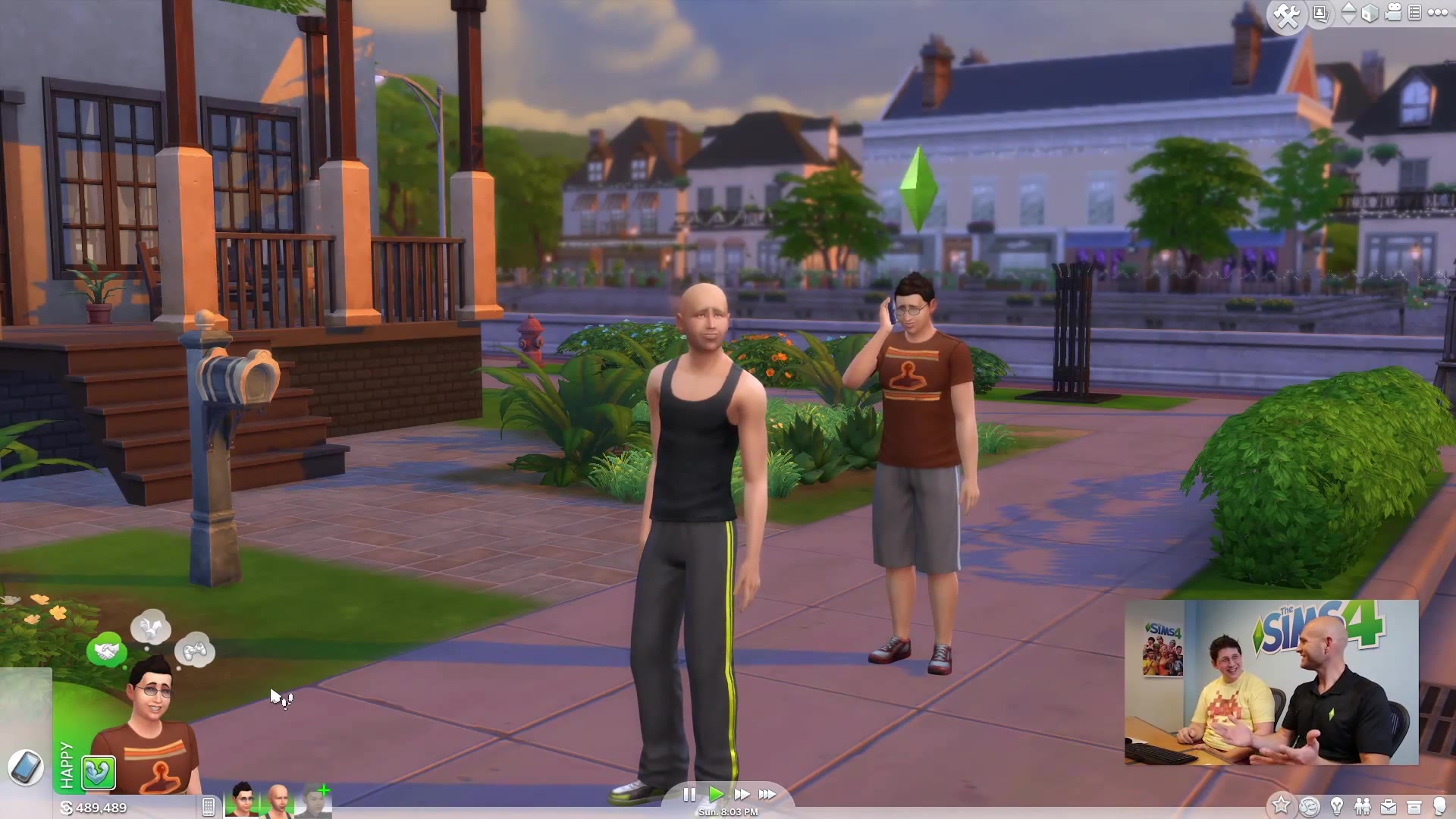 a review of the sims online game I loved the idea of the sims online, which transported the same basic concepts to a massively multiplayer world it should have been about the result was a game that was excellent to read about but horrible to play at one point, for example, the game's entire economy was wiped out by a clothing.