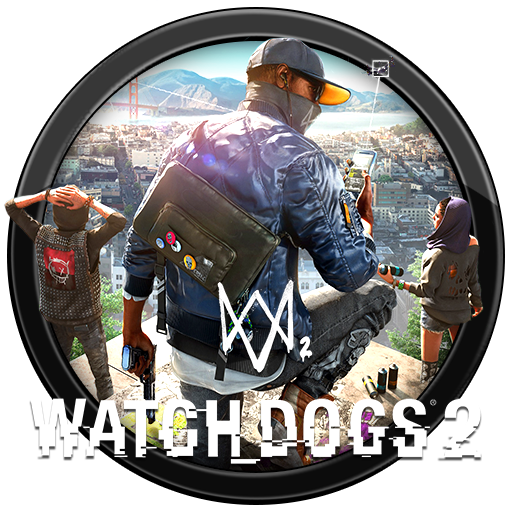 Аккаунт (Uplay) - Watch Dogs 2 [+ гарантия]