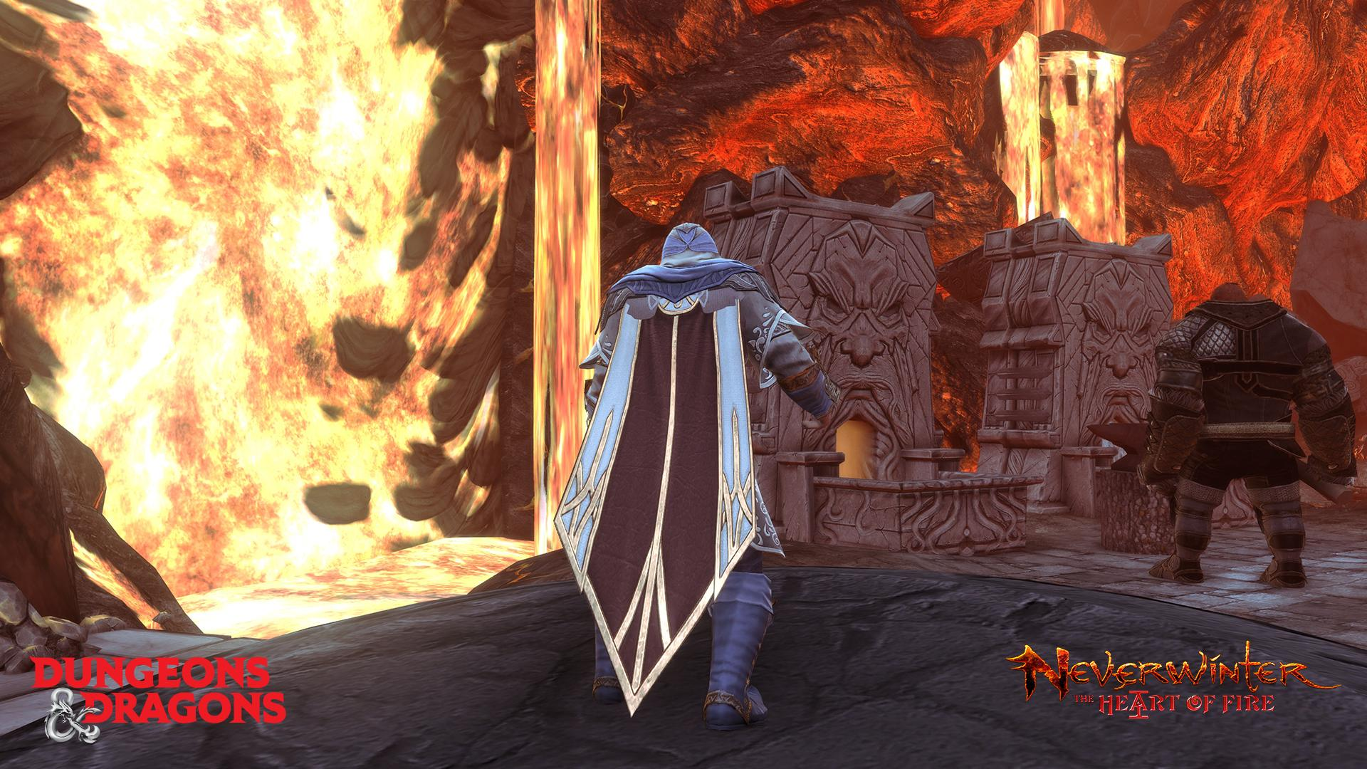 Neverwinter - the key to a stylish cloak