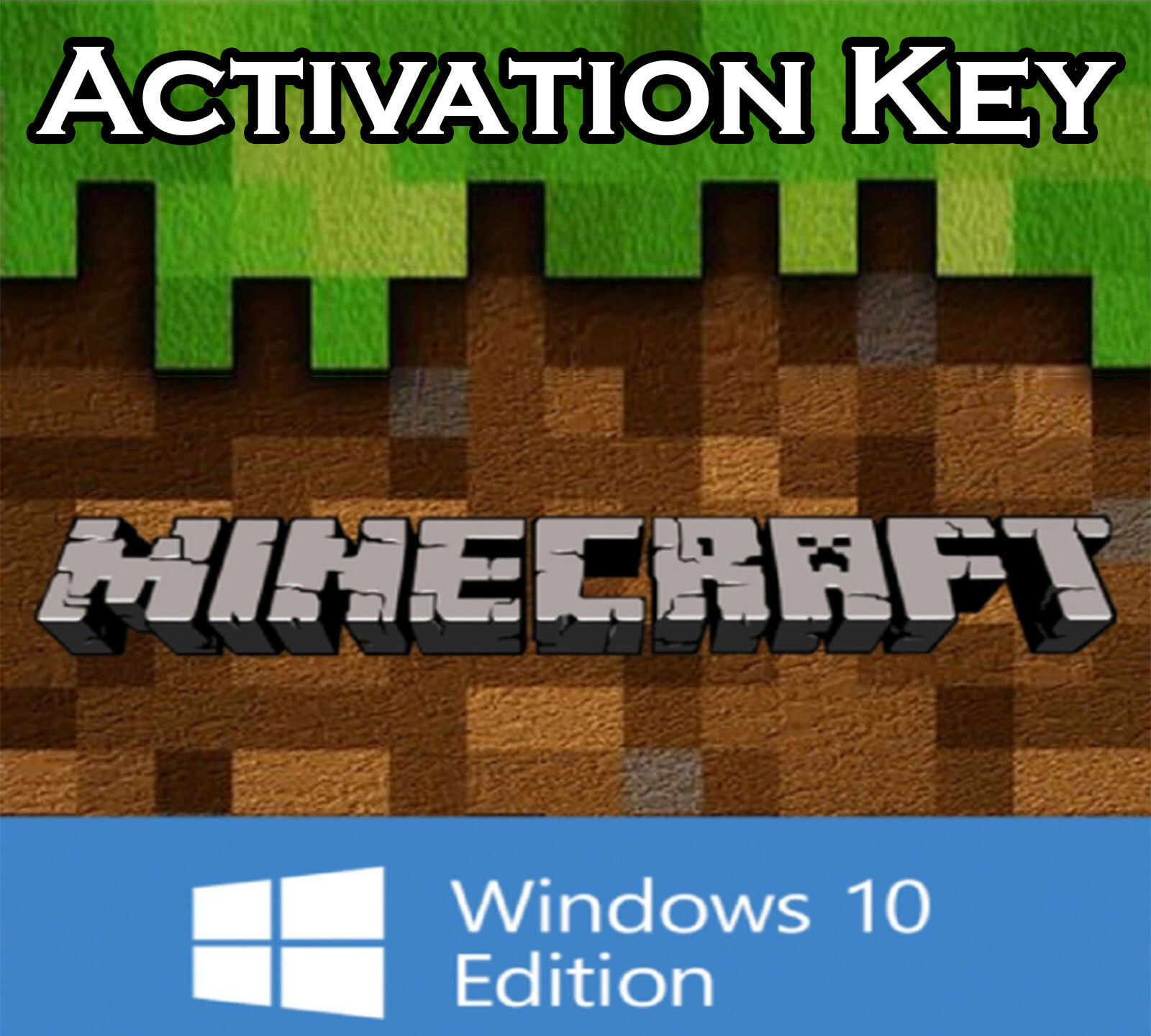MINECRAFT: WINDOWS 10 Edition [KEY]
