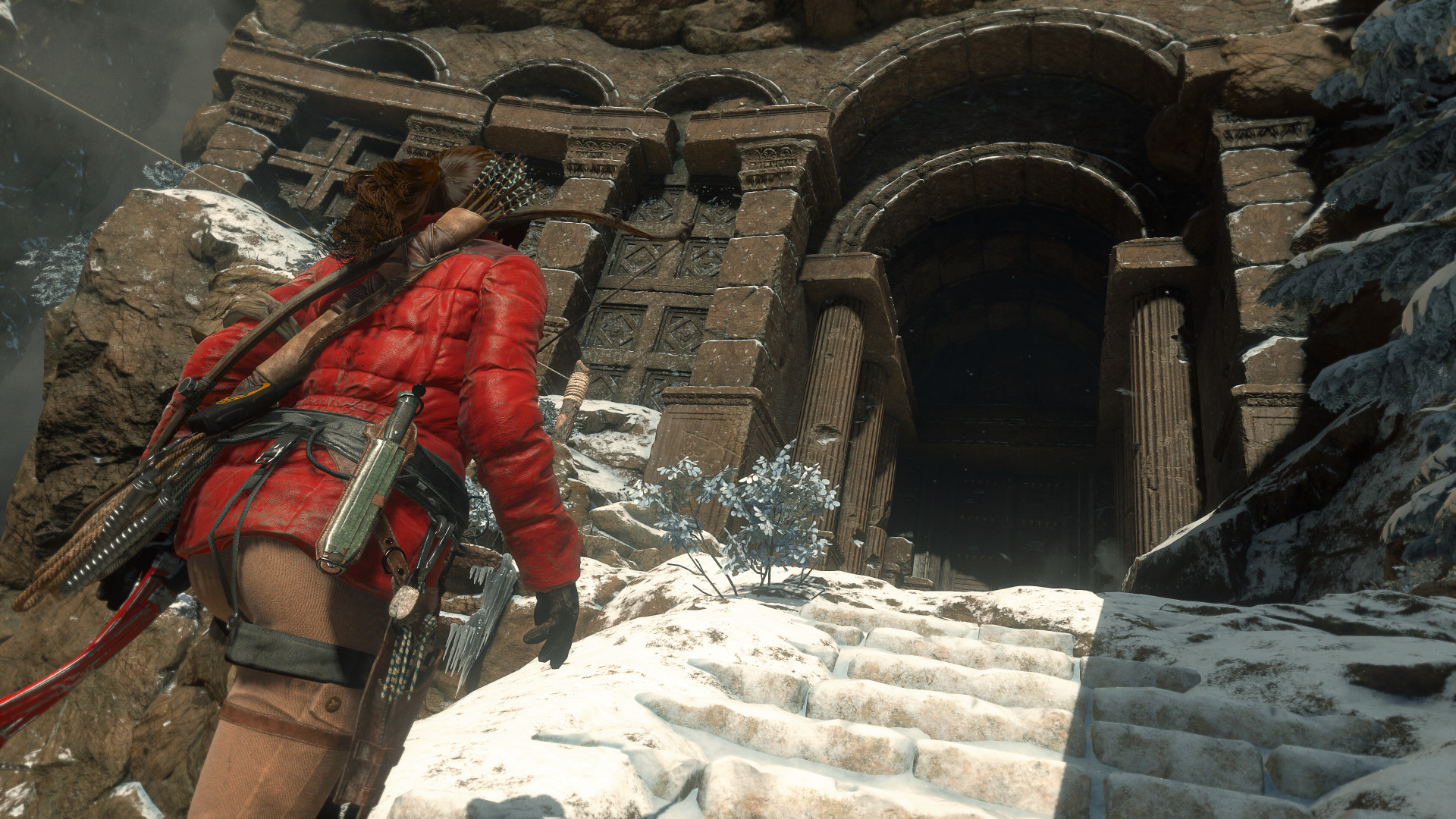 Rise of the Tomb Raider™ (Steam, RU)