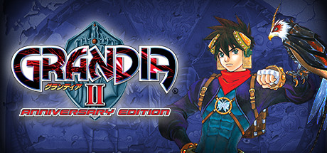 Grandia II Anniversary Edition (Steam, RU ) + Подарок