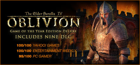 The Elder Scrolls IV: Oblivion GOTY Deluxe Steam RU