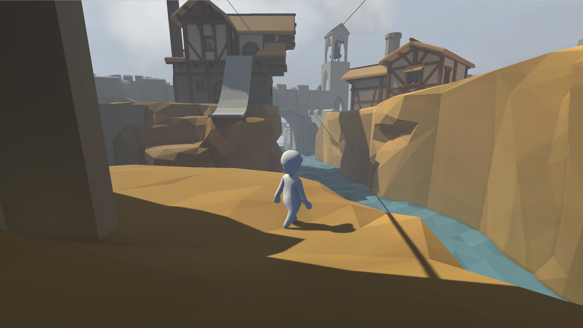 Human: Fall Flat (Steam, RU)✅