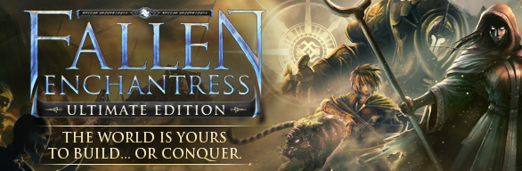 Fallen Enchantress Ultimate \ Steam RU region + Подарок