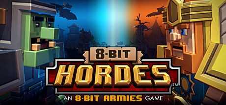 8-Bit Hordes (Steam, RU region) + Подарок
