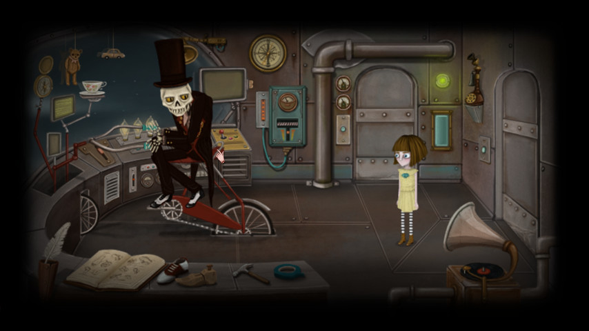 Fran Bow (Steam, RU region) + Подарок