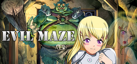 Evil Maze (Steam, RU region) + Подарок