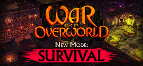 War for the Overworld (Steam, RU region) + Gift