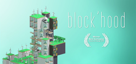 Block´hood Blockhood (Steam, RU region) + Gift