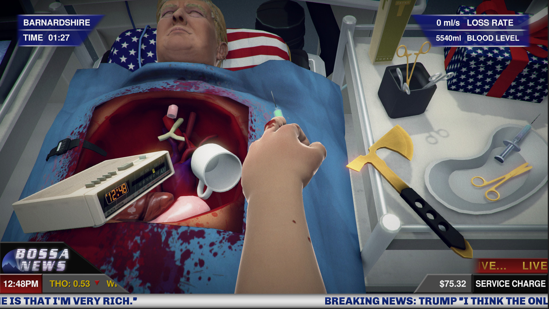Surgeon Simulator (Steam, RU)