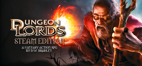 Dungeon Lords Steam Edition (Steam RU region) + Gift