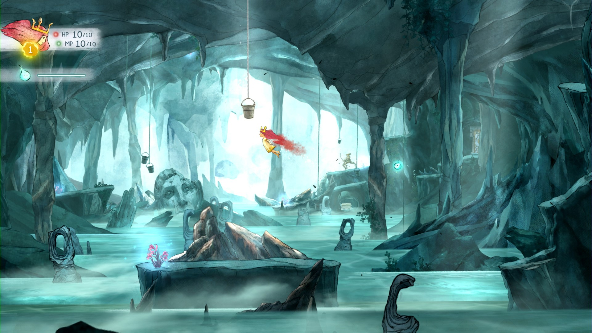 Child of Light (Steam, RU region) + Подарок