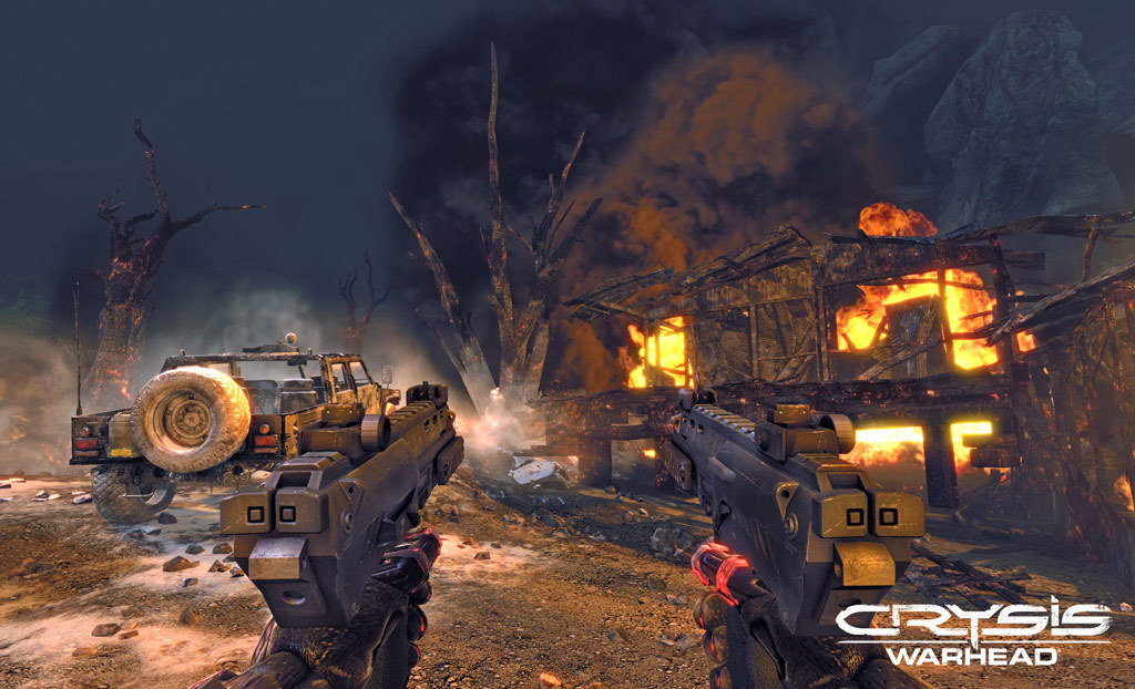 Crysis Warhead® (Steam, RU region) + Подарок