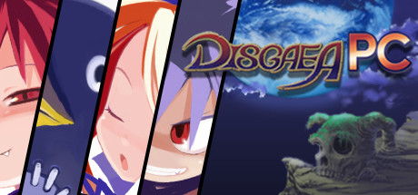 Disgaea PC (Steam, RU region) + Gift