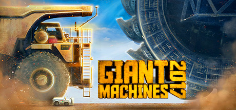 Giant Machines 2017 (Steam, RU region) + Gift