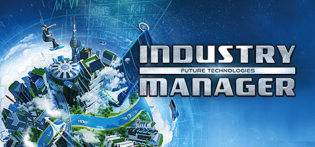 Industry Manager Future Technologies (Steam RU) + Gift
