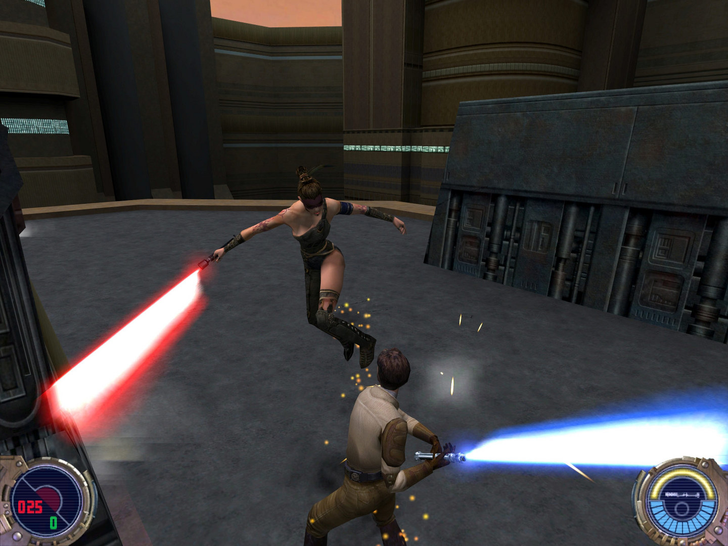STAR WARS Jedi Knight II Jedi Outcast Steam RU + Gift