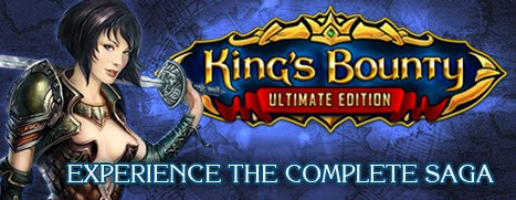 King´s Bounty: Ultimate Edition (Steam, RU) + Gift