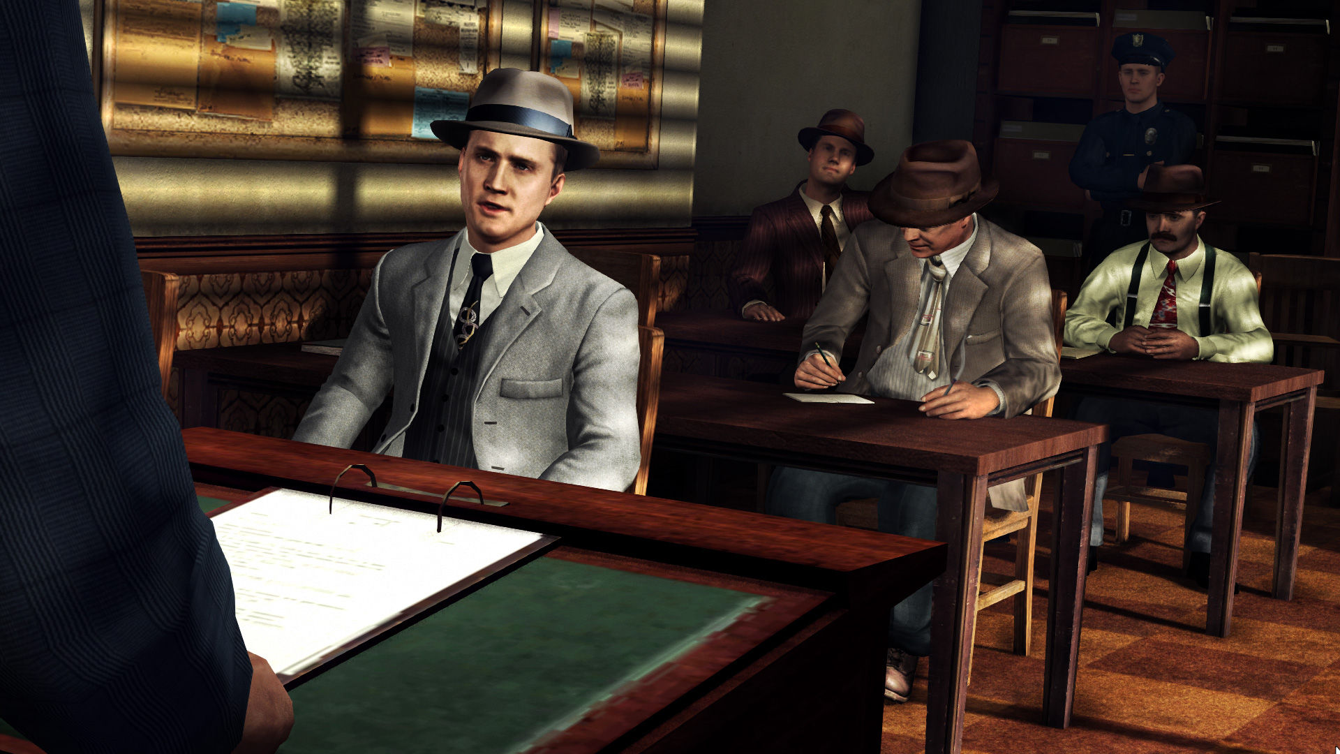 L.A. Noire Complete Edition (Steam RU region) + Подарок