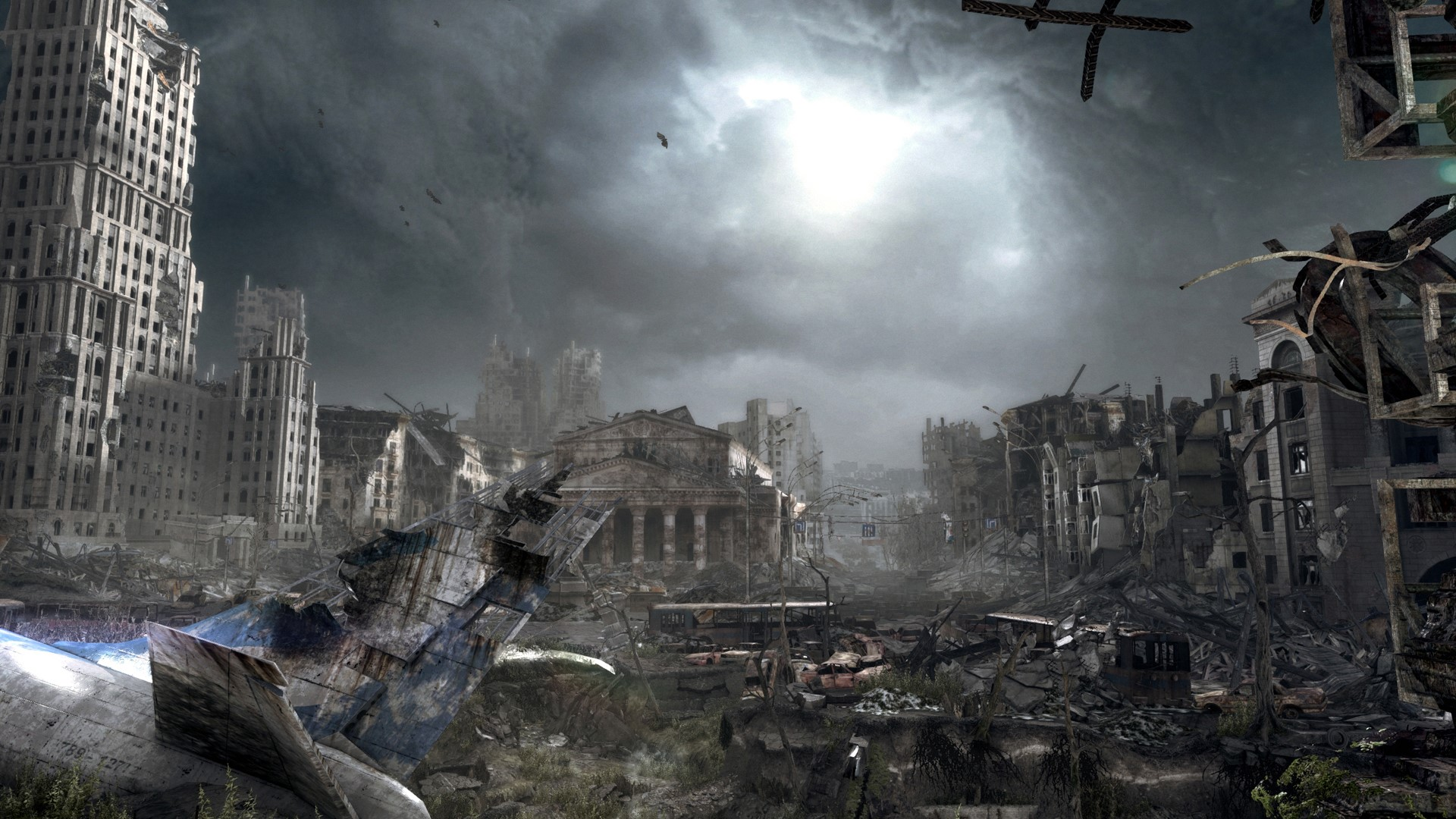 Metro Redux Bundle (2033 + Last Light) Steam RU