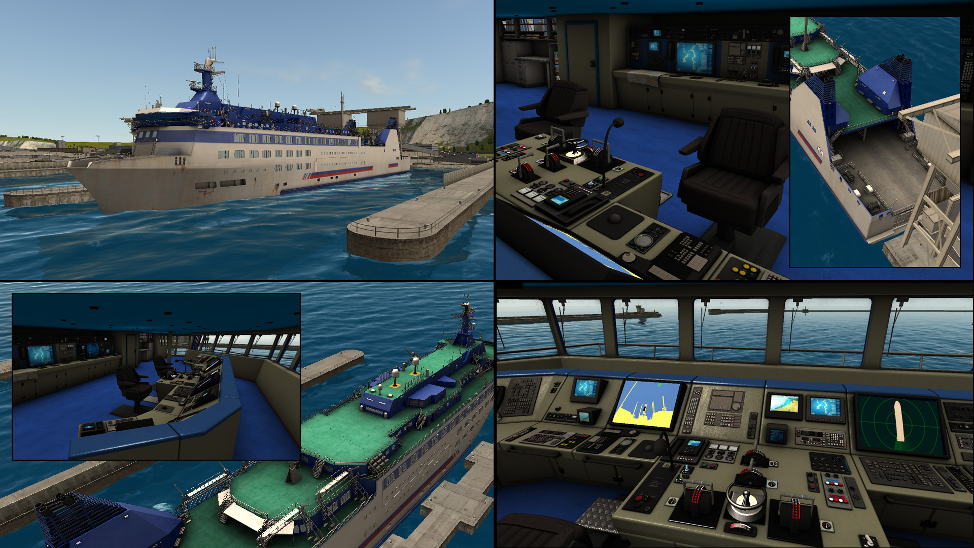 European Ship Simulator (Steam, RU region) + Подарок