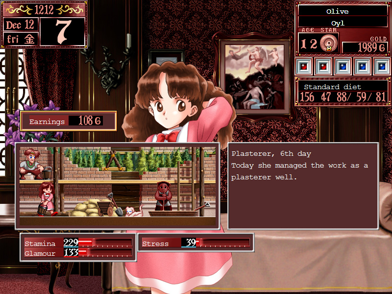 Princess Maker 2 Refine (Steam, RU region) + Подарок