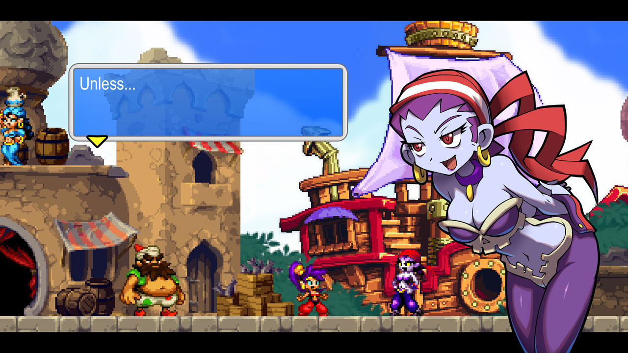 Shantae and the Pirate´s Curse (Steam, RU) + Подарок