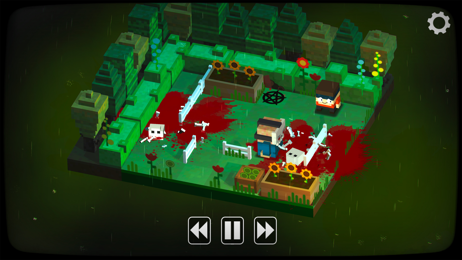 Slayaway Camp (Steam, RU region) + Подарок