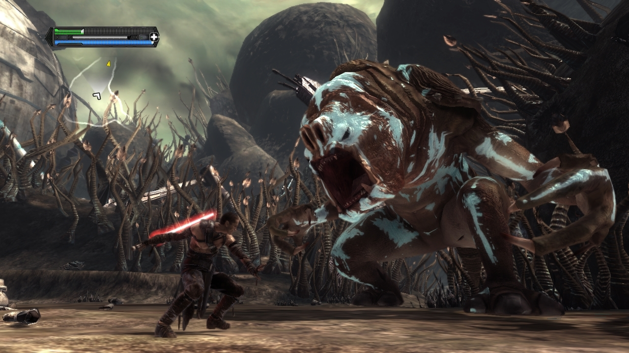 STAR WARS The Force Unleashed Ultimate Sith Edition RU