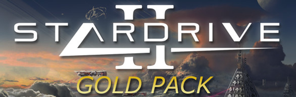 StarDrive 2 Gold Pack (Steam, RU region) + Gift