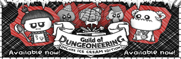 Guild of Dungeoneering Deluxe Ice Cream Edition Steam