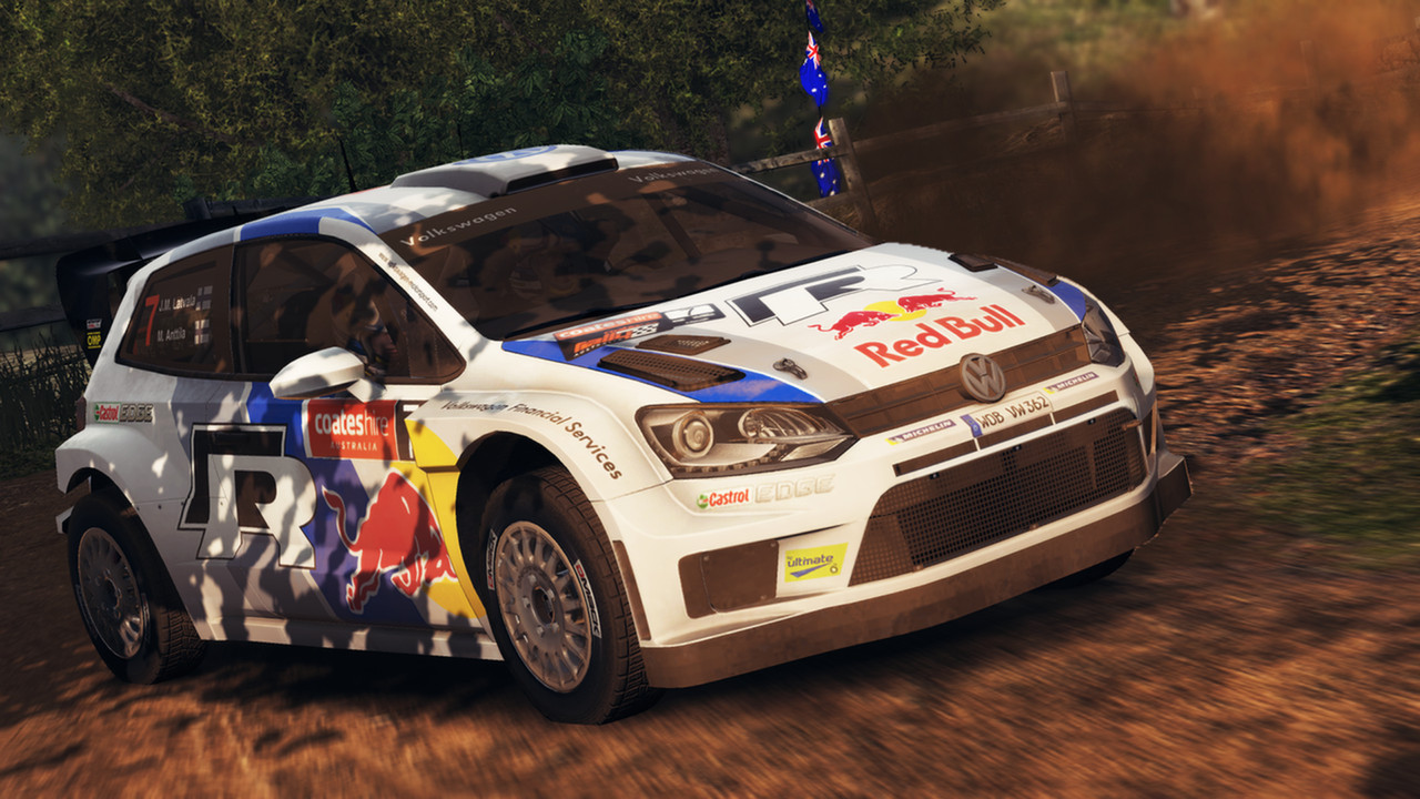 WRC 4 FIA World Rally Championship (Steam RU) + Подарок