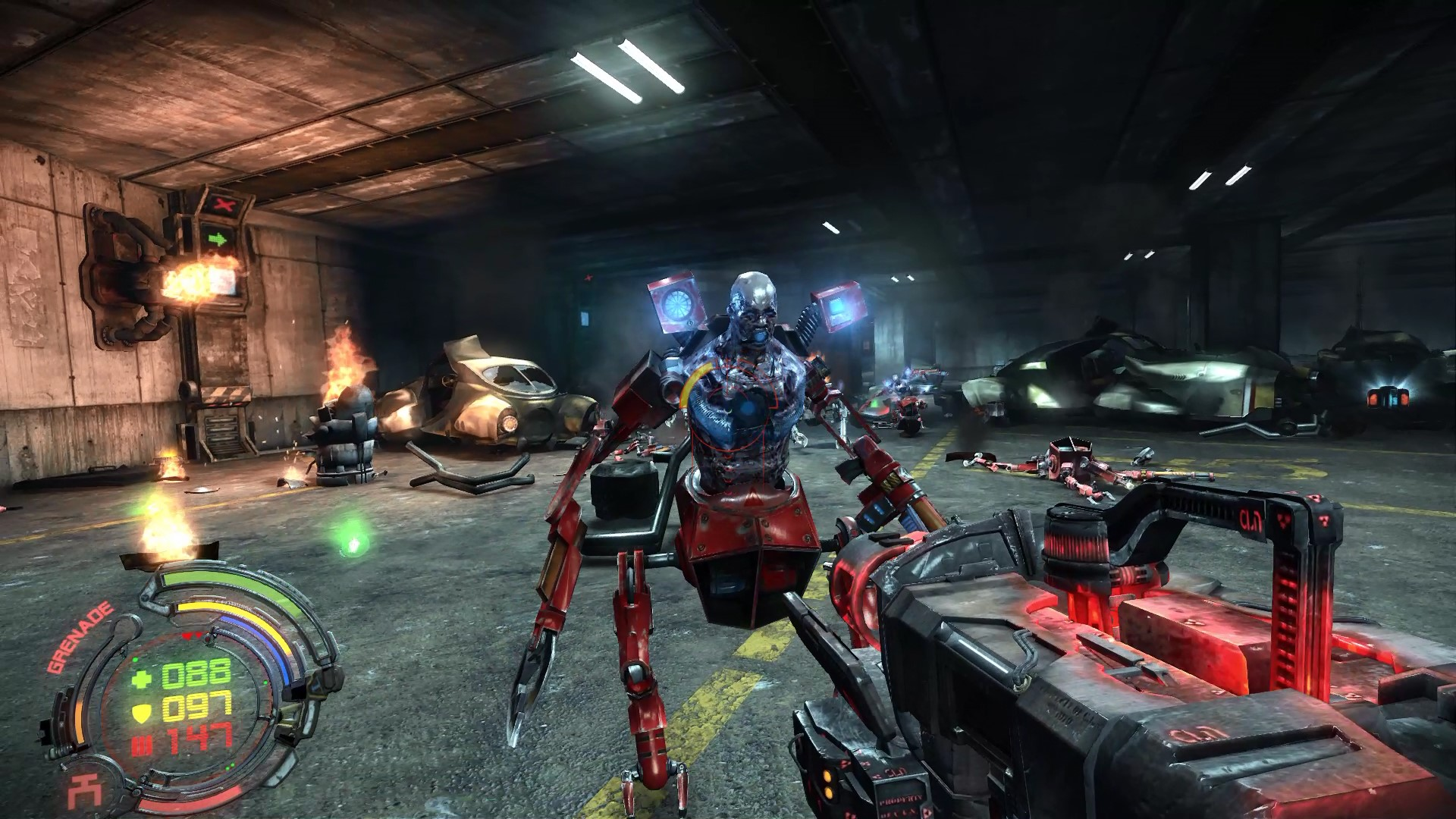 Hard Reset Redux  (Steam, RU region) + Gift