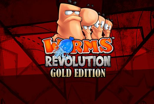 Worms Revolution Gold Edition (Steam, RU region) +Gift