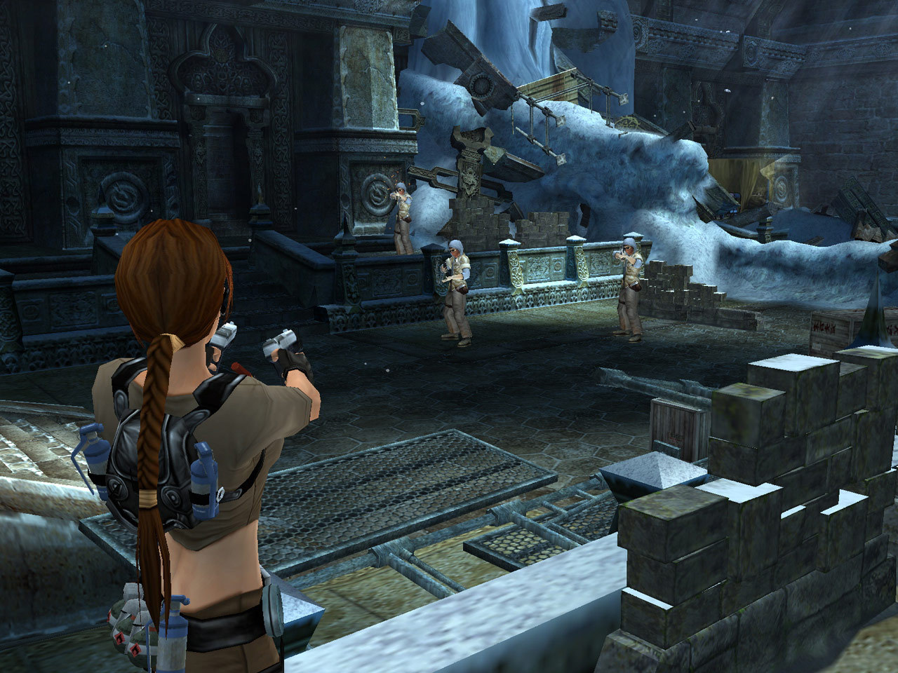 Tomb Raider: Legend (Steam, RU region) + Подарок
