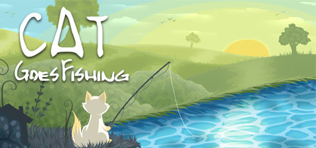 Cat Goes Fishing (Steam, RU region) + Gift