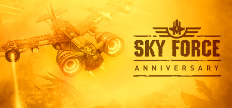 Sky Force Anniversary (Steam, RU region) + Подарок