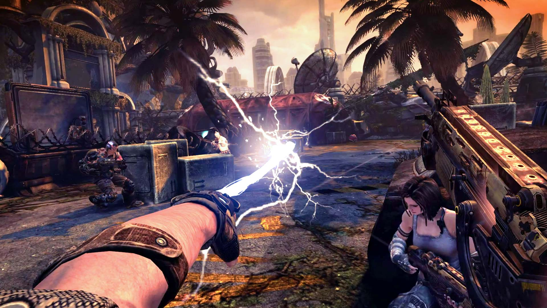 Bulletstorm: Full Clip Edition (Steam, RU) + Подарок