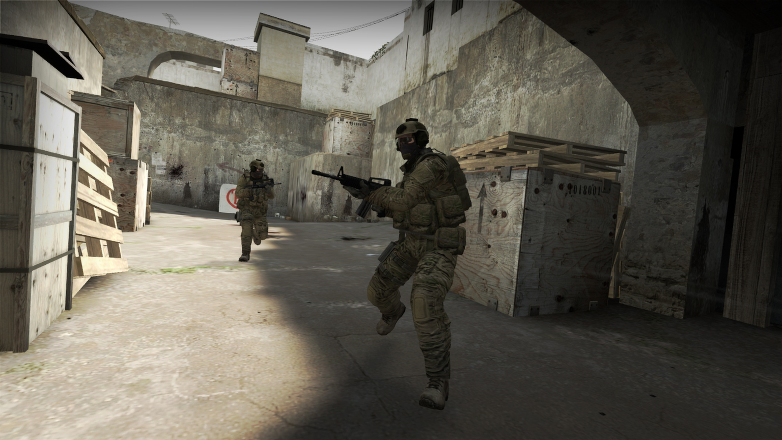 Counter-Strike: Global Offensive (Steam, RU region)