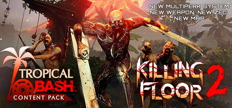 Killing Floor 2 (Steam, RU region) + Gift